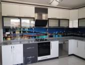 İstanbul Manzaralı Mutfak Dolabı