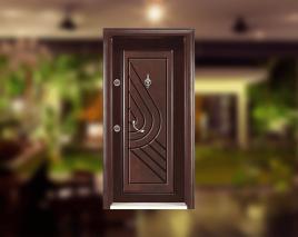 Çelik Kapılar – K4