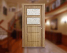 PVC Mebran Kapılar – K10