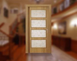 PVC Mebran Kapılar – K11