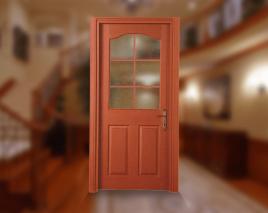 PVC Mebran Kapılar – K6